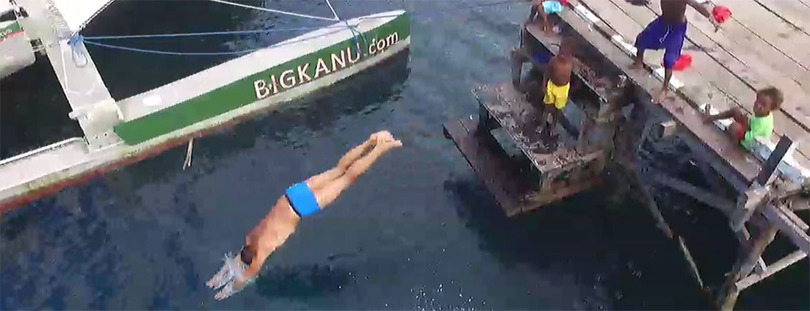 BIGKANU - Indonesia's Most Innovative Charter Boat