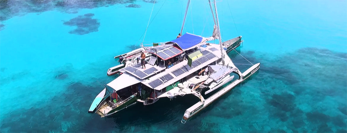 SCHEDULE BIGKANU - Indonesia's Most Innovative Charter Boat
