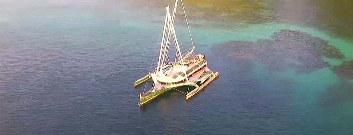 THE BOAT - BIGKANU - Indonesia's Most Innovative Charter Boat