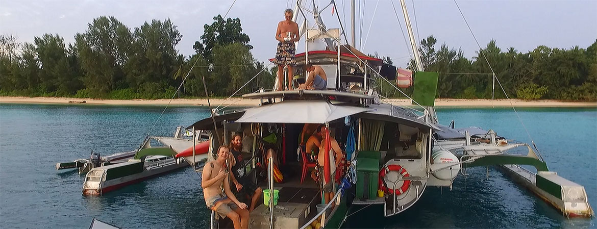 BEDS - BIGKANU - Indonesia's Most Innovative Charter Boat