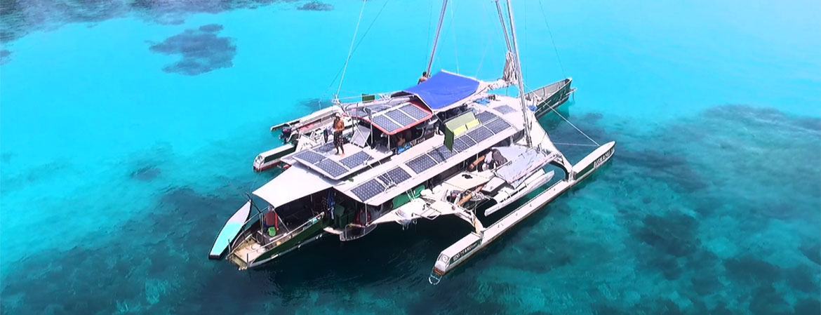 Technical - BIGKANU - Indonesia's Most Innovative Charter Boat