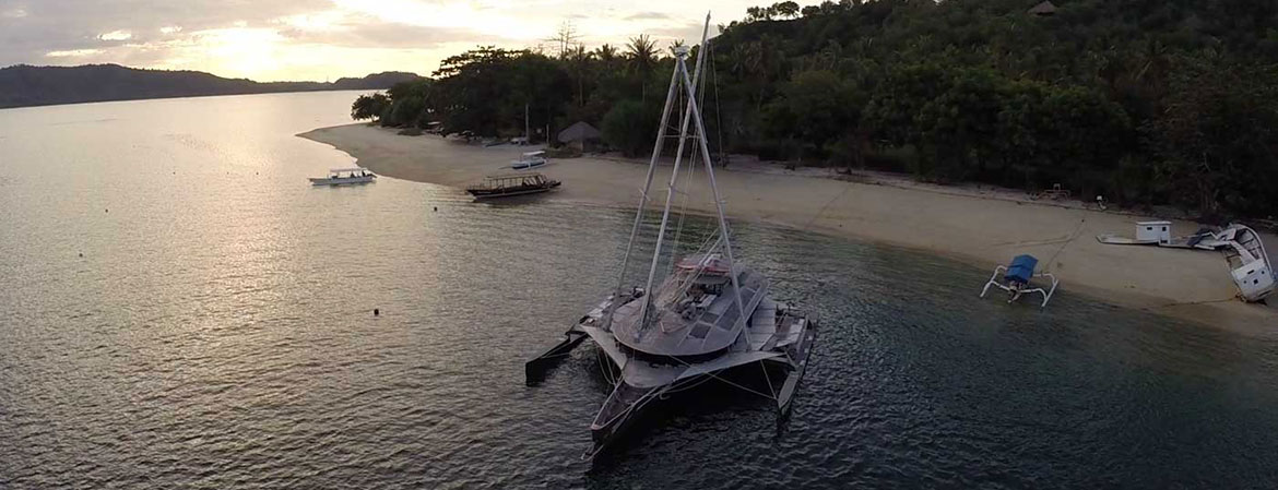 YOGA FITNESS - BIGKANU - Indonesia's Most Innovative Charter Boat